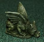 pic-a-day 080125 e -- Gargoyle by pricecw-stock