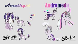 NextGen Auction 1: RariTwi (CLOSED) by Earthsong9405