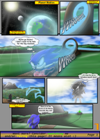 Sonic the Hedgehog Z #1 Pg.1 Mar 2013 REMAKE by CCI545
