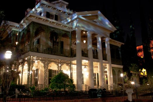 100502 - Haunted Mansion by jacobC118