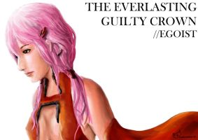 The Everlasting Guilty Crown by superMARIAbros