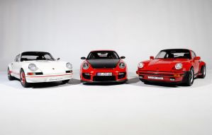 Porsche 997.2 GT2 RS with family by Alex230