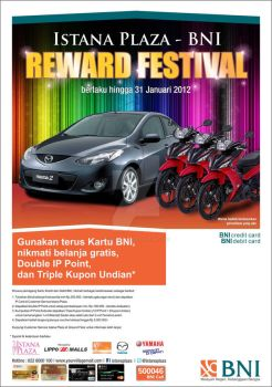 Istana Plaza | Rewards Festival by gerysisiput