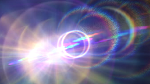 MMD Rainbow Lens Flare (effect) by kkinatv