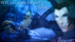 Aqua and Terra will u come by Graces87