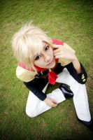 FF Type-0 : Ace by Itchy-Hands
