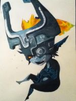 Midna the Twilight Princess by Katseyes99