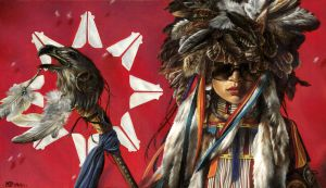 Sioux Nation by MiaSteingraeber