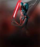 Lovely Sith.. by Lmih