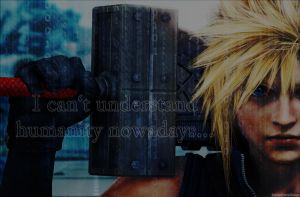 Cloud Strife by SeptemTerra