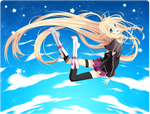 IA: ARIA ON THE PLANETES by lEdogawa