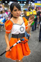 Magical Chell @SDCC 2013 by TomoyoDai
