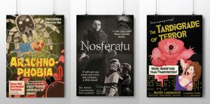 Day 97: Movieposters by ysyra