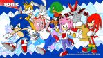 Sonic the Comic : Freedom Fighters by adamis