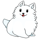 {F2U} Annoying Dog Pixel Art (Page doll or icon) by CocoaAndSleighBells