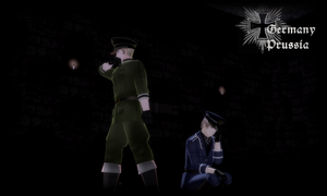 MMD APH Germany and Prussia by MentaLilnes