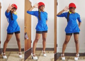 Numbuh 5 (KND Cosplay) by WillowWishCosplay