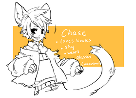 Chase Ref by Silent-Koi