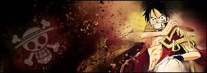 Luffy Signature 2 by SentinelArtema