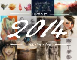 A  Little New Year's Eve Message by Abigail-Scott