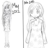 Before 2012 After 2015 by Sparkheart1