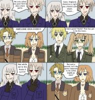 Hetalia Selfcest: Dare Pg.2 by Awesome-Anime-Lover