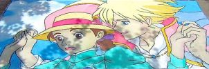 Howl's Moving Castle by mersong
