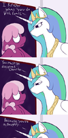 Molestia X Cheerilee by CookieSkoon