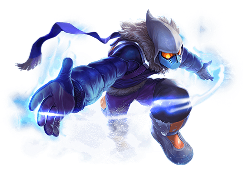 League Of Legends Snow Day Malzahar Skin by TonyKGFX