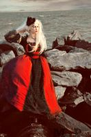 Goth Glam Marie Antoinette 2 by Miss-Madness1