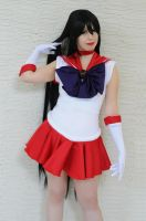 Sailor Mars: Soldier of War by BlackRoseMikage