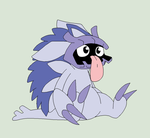 Pokemon Fusion Base 34~Sandder~ by Xbox-DS-Gameboy