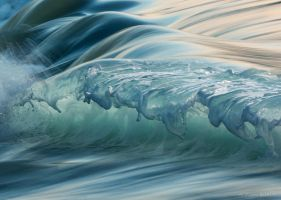 Frozen Wave by borda