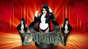 Zatanna cosplay wallpaper by SWFan1977