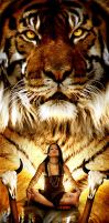 Tigress by tamaraR