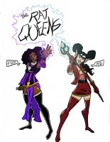 Rat Queens by TheNoirGuy