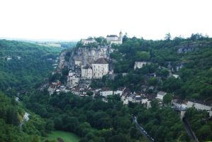 Rocamadour by sharphedgehog