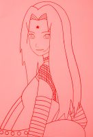 Sakura Haruno Rock star by crazykiwi4ever