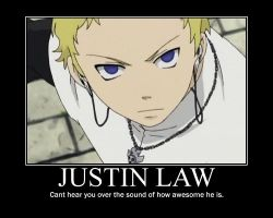 Justin Law Motivational by RocktheWorldXD