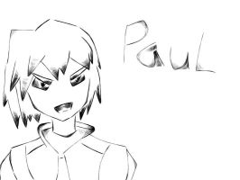 Pokemon Paul by Phuong09