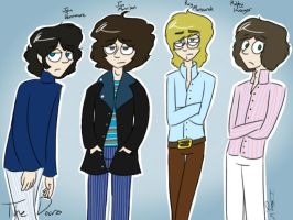 The Doors by psychedelic-weirdo