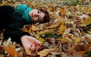 .fallen leaves by immacola