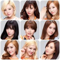 SNSD True by illusionm
