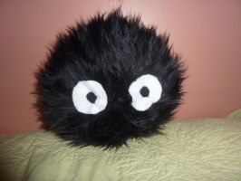 soot sprite by Plush-Lore