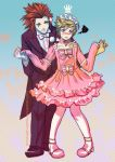 KH: Black and Pink by ShiroiNeko-sama