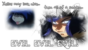 Slayers EVIL Xellos sig by PPLyra