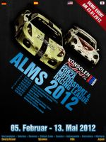 Forza Motorsport 4 Event Poster by LaChRiZ