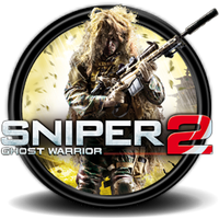 sniper ghost warrior 2 PNG icon by SidySeven