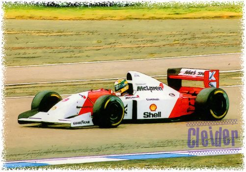 Ayrton Senna Draw 4 by appelt65