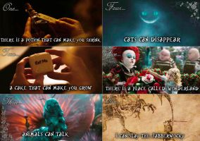 Six Impossible Things by famous-and-fabulous